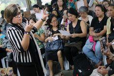 De Lima slams Duterte allies as misogynists - GMA News