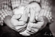 simple newborn photos