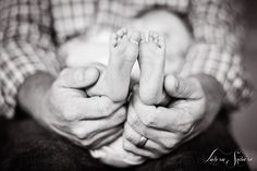 simple newborn photos