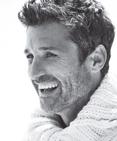 Patrick Dempsey = THE PERFECT MAN! -2016 photo mattew brookers x instyle