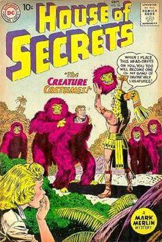 Costumes - The Creature Costumes - Gorrillas - Dc - Mark Merlin - Sheldon…