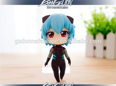 Anime EVA Neon Genesis Evangelion Soryu Ayanami Rei Asuka Langley PVC Action Figure Q Doll Collectible Model Toy 8cm, View EVA Neon Genesis, donnatoyfirm Product Details from Guangzhou Donna Fashion Accessory Co., Ltd. on Alibaba.com