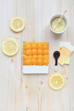 Choose your color | Griottes, palette culinaire