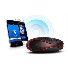 Altavoz Portátil Inalámbrico Con Bluetooth, Radio, MicroSD y USB Modelo 9181 - Altavoz Con Bluetoothcon Radio, MicroSD y USB   Con el Altavoz Con Bluetoothpodrás disfrutar de todas las emisoras de la Radio FM para que no te pierdas tus programas favoritos. El Altavoz Con Bluetoothes compatible con tarjetas SD, MicroSD, reproduce tu música o la de tus amigos ... - http://buscacomercio.es/producto/altavoz-con-bluetooth-radio-microsd-y-usb-modelo-9181-2/