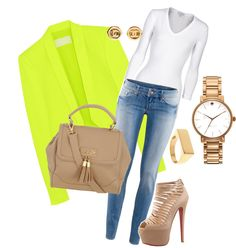 """""""Add a pop of color"""" by jp53637 on Polyvore"""