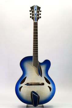 "Mirabella Guitars[ミラベラ] Crossfire ""Blue Mars""|詳細写真"