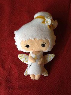wool felt fairy queen by terryswhimsies on Etsy, $24.99