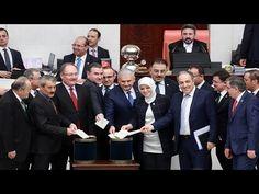 التعديلات الدستورية في تركيا.. لماذا ترفضها المعارضة وتصر عليها الحكومة -من تركيا