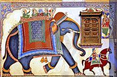 India, Mandawa: