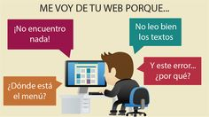 Reducir la tasa de rebote de tu página web // #consejos #tips #marketing #diseno #web #webdesign #emprendedores