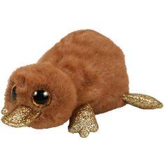 A platypus? Beanie Boo Dogs, New Beanie Boos, Beanie Buddies, Disney Stuffed Animals, Cute Stuffed Animals, Cute Animals, Ty Beanie Boos Collection, Ty Peluche, Ty Boos
