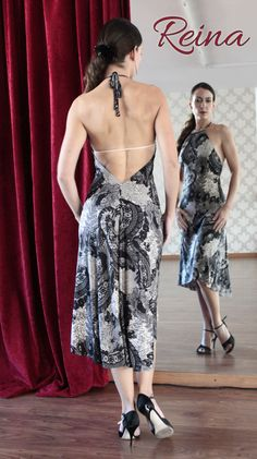 Tango dress black lace by reinatango on Etsy https://www.etsy.com/listing/211259957/tango-dress-black-lace