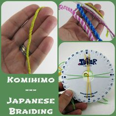 komihimo DIY Japanese Braiding Tutorial