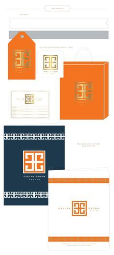 Emily McCarthy Branding Design | Evelyn Eshun Design Packaging Materials