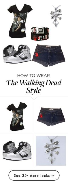 """""""My First Polyvore Outfit"""" by ralextia on Polyvore featuring DC Shoes"""