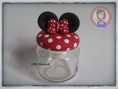 Pote Papinha Minnie - Biscuit