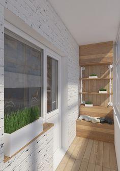 woood - SMART&MINI. Квартира до 30 кв. метров | PINWIN - конкурсы для архитекторов, дизайнеров, декораторов