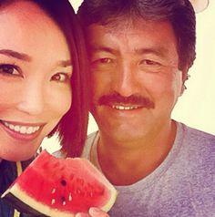 禾木的西瓜好甜,谢谢你阿而森!爱死你么么么!