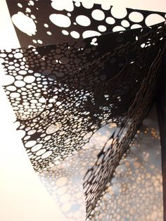 Bubbled Pages by Momoko Kida