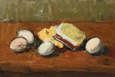 Breakfast Still Life - Alexandru Ciucurencu
