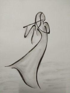 My pencil drawing.ghanshyam gajjar My pencil drawing. Dark Art Drawings, Girly Drawings, Art Drawings Sketches Simple, Pencil Drawings Of Flowers, Pencil Art Drawings, Pencil Drawing Inspiration, Art Drawings Beautiful, Drawing Fashion, Siri