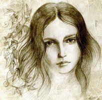 Lúthien Princess of Doriath by ~tuuliky