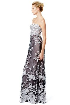 bd1bb423ff Fontaine Gown by Marchesa Notte for  210