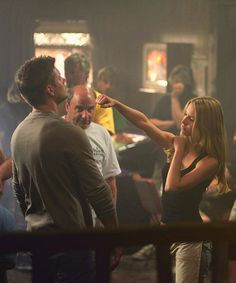 Jensen and Alona Tal behind the scenes of Everybody Loves a Clown Dean Winchester, Winchester Brothers, Castiel, Supernatural Fandom, Supernatural Interview, Supernatural Bunker, Supernatural Quotes, Jensen Ackles, Mark Sheppard