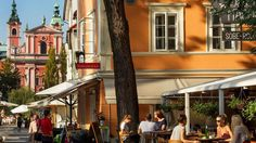Ljubljana may be small, but it's coffee scene by the Ljubljanica river deserves a visit.