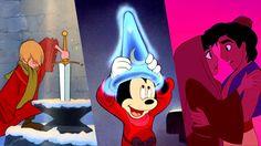 92 Years in 92 Seconds   Walt Disney Animation Studios   Oh My Disney