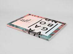 Vagabond on Behance #magazine #graphic #design #cover