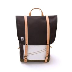 Backpack/Black via Purjebägit. Click on the image to see more!