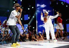 Pharrell Takes Us to #BaeUniversity With Missy Elliott