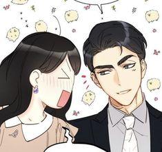 Office Blinds, Manga Anime, Anime Art, Blind Dates, Handsome Anime, Chibi, Manga To Read, Shoujo, Aesthetic Art