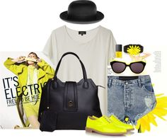 HUE ME, created by aizism on Polyvore