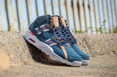 Bo Jackson's OG Nike's Get A Twill And Denim Upgrade - SneakerNews.com