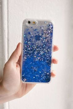 Moon Glitter Time iPhone 6/6s Case | UO