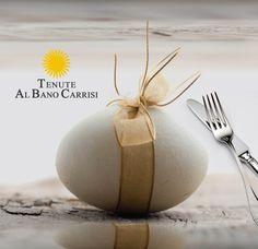 """PRANZO ... DOMENICA DI PASQUA - http://tenutealbanocarrisi.com/pranzo-domenica-di-pasqua/   PRANZO DEL 16 APRILE 2017 PRESSO IL RISTORANTE """"DON CARMELO""""  Benvenuto dello Chef Antonio Leuzzi e Spumante """"Felicità"""" *** ANTIPASTI Millefoglie di ricotta di pecora e pomodoro candito Lonzino marinato, insalata di finocchio croccante, arance e mandorle pugliesi *** PRIMI PIATTI Risotto manteca..."""