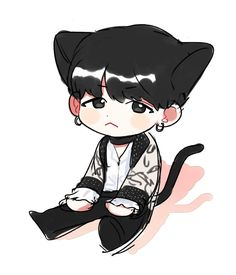Read YoonKook from the story YoonGi bottom by with reads. Bts Chibi, Kpop Drawings, Dibujos Cute, Kpop Fanart, Bts Photo, Bts Bangtan Boy, Bts Suga, Bts Wallpaper, Bts Fans