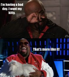 The Voice Cee Lo
