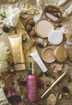 Jane Iredale Makeup Review - Full coverage | TLV Birdie Blog