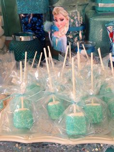 Disney Frozen Birthday Party Ideas | Photo 9 of 10 | Catch My Party