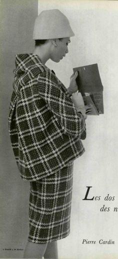 Pierre Cardin Ensemble, 1958