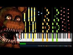 "IMPOSSIBLE REMIX - ""Break My Mind"" DAGames (Five Nights at Freddy's 4) - YouTube"