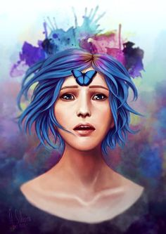 Today's Friday Fanart shoutout goes to Ayu Arts for her incredible Chloe from Life Is Strange Life Is Strange Fanart, Life Is Strange 3, Strange Art, Arcadia Bay, Dontnod Entertainment, Chloe Price, Cali Girl, Video Game Art, Video Games