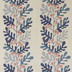 print & pattern: NEW COLLECTION - sanderson