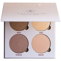 Glow Kit Sun Dipped Anastasia Beverly HIlls ($40) ❤ liked on Polyvore featuring beauty products, makeup, beauty and filler