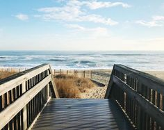 What a #WonderfulWednesday here on the #OBX! Wonderful Wednesday, Outer Banks Vacation, Deck, Water, Outdoor Decor, Inspiration, Instagram, Gripe Water, Biblical Inspiration