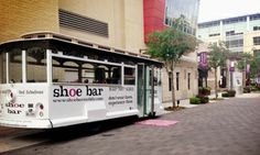 Groupon - On-Location Shoe-Shopping Party with Champagne on Sunday–Thursday or Friday–Saturday from Shoe Bar (Up to Half Off) in On Location. Groupon deal price: $75