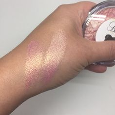 JUMBO Strawberry Swirl Pressed Highlighter Face & by BeautyBarBaby Too Faced Highlighter, Highlighter Makeup, Beauty Makeup, Face Makeup, Grey Makeup, Beauty Nails, Mineral Cosmetics, Makeup Cosmetics, Affordable Makeup Brushes